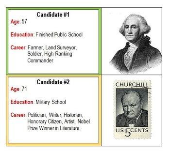 Government Bundle: Preamble, Articles of Confederation, Electoral College & More
