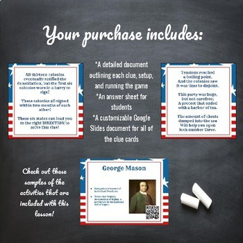 Government Bundle of Customizable Escape Room / Breakout Games