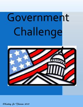 Government Challenge