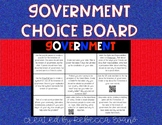 Government Choice Board