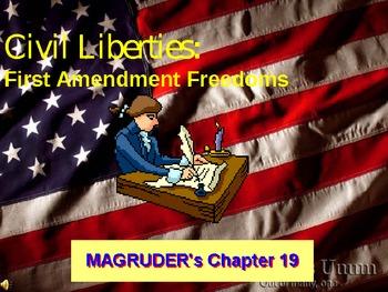 Government: Civil Liberties: 1st Amendment Freedoms