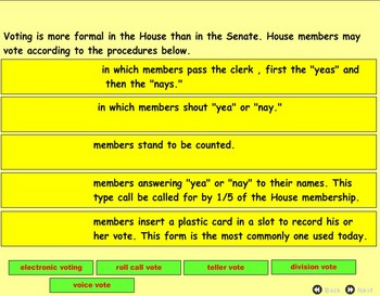 Government - Congressional Words - Bill Burton