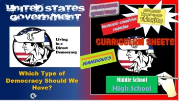 Government Federalism Lesson - Living in a Direct Democracy