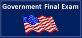 Government Final Exam