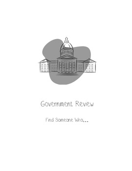 Government Find Someone Who Review