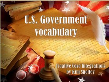 Government Integrated Grammar and Vocabulary PPT