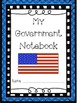 Government Interactive Journal: Great for Second Graders i