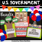 Government Interactive Lapbooks Bundle