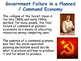 Government Intervention & Government Failure - PPT, Quiz & Worksheets