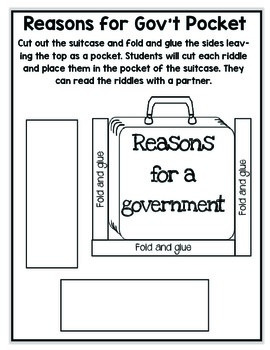 Government Lapbook