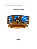 Government Leaders Packet