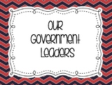 Government Leaders PowerPoint (Tennessee Specific)