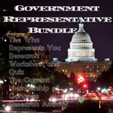 Government Legislative Branch Representative Bundle