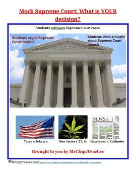 Government - Mock Supreme Court