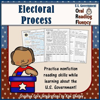 Government Nonfiction Fluency - Electoral Process