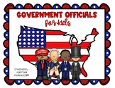 Government Officials Pack