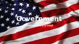 Government Officials PowerPoint - Editable