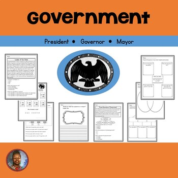 Government: President, Governor, Mayor