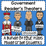 Government Reader's Theater Bundle!