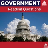Government Questions for Each Chapter | US Government