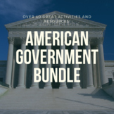 American Government Resource Bundle