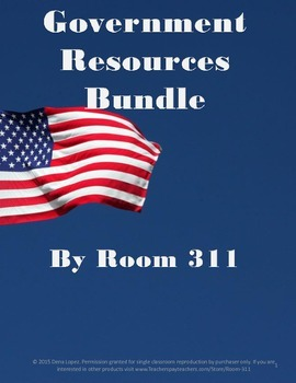 Government Resources Bundle