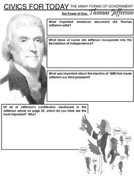 Government Review Packet
