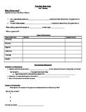 Government Semester Exam Study Guide