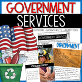 Government Services Activities