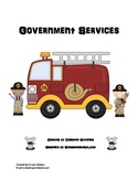Government Services, Firefighters