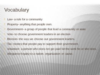 Government Slideshow