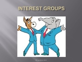 Government: Special Interest Group PowerPoint Presentation