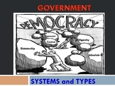 Government Systems and Types