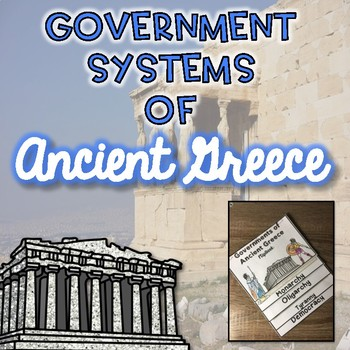 Government Systems of Ancient Greece Activity