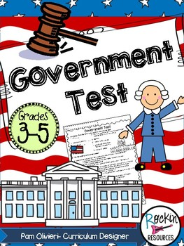 Government Test with Study Guide