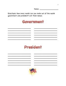 Government Thematic Unit