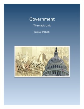 Government Thematic Unit