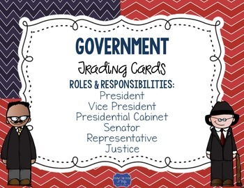 Government Trading Cards