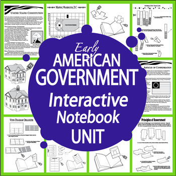 Origins Of American Government Worksheets Teaching