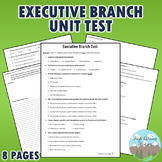 Executive Branch Test