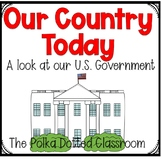 Government Unit for Primary Grades {{Study Guide, Worksheets, and Tests!}}