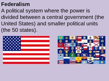 Government Vocabulary