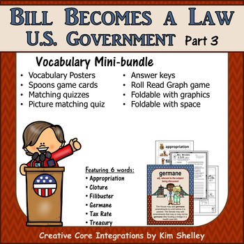 How A Bill Becomes A Law Foldable Teaching Resources Teachers Pay
