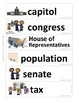 Government Vocabulary Mini-Bundle Legislative 1