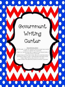 Government Writing Center