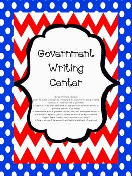 Government Writing Center