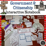 Government and Citizenship Interactive Notebook Unit