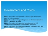 Government and Civics for 5th Grade