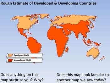 Government and Economic Systems + Developed vs. Developing
