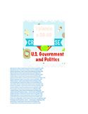Government and Politics Crash Course youtube questions Episodes 28-50